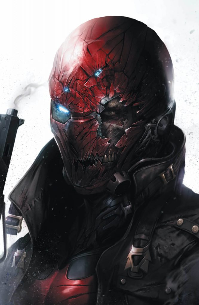 DC Preview: DCeased: Unkillables #1