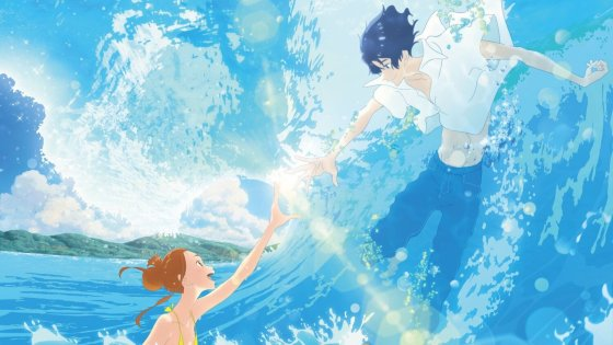 'Ride Your Wave' is a different kind of anime for a number of reasons.