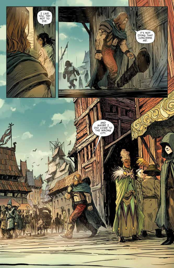 Reaver #7 Review