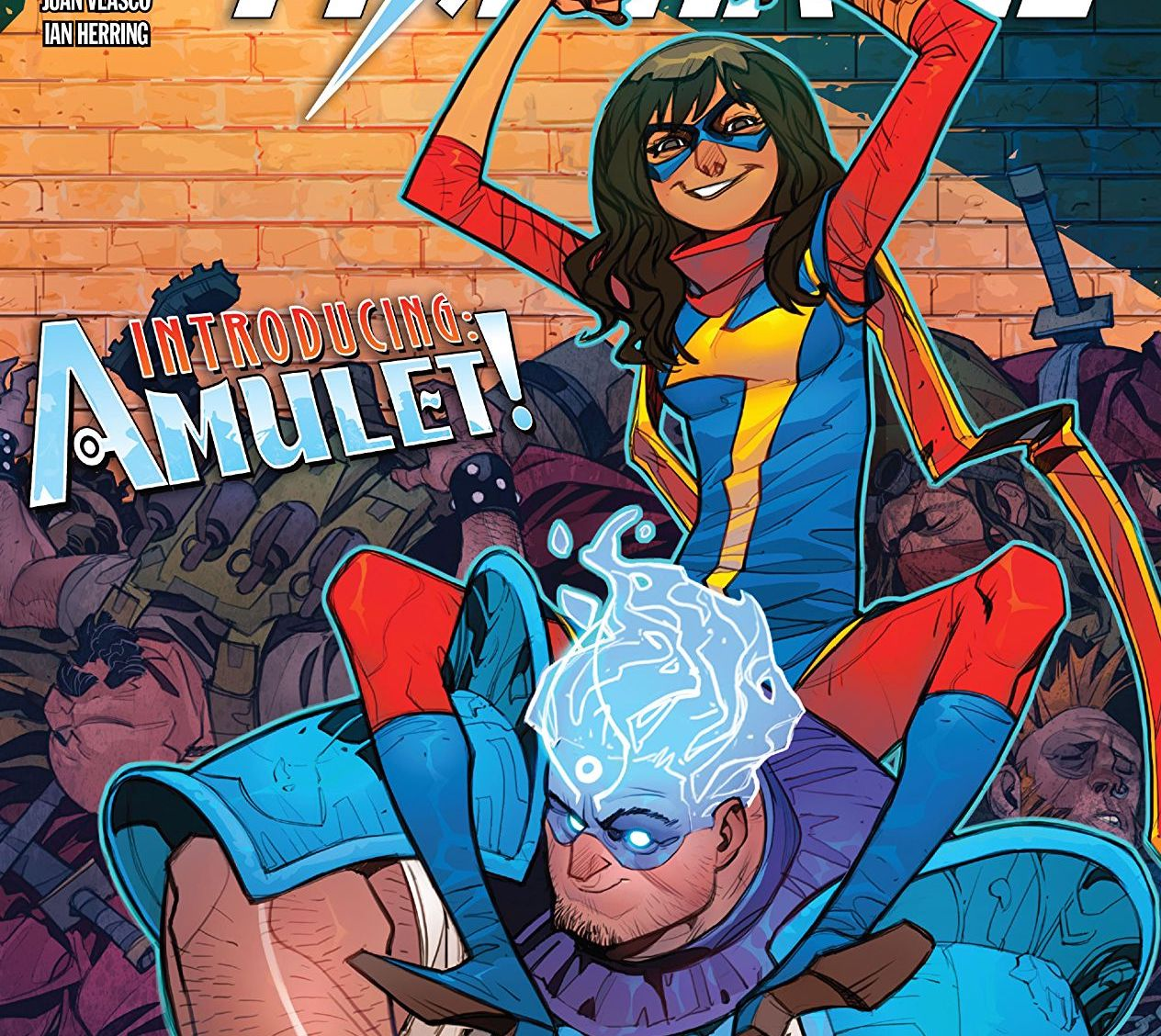 Magnificent Ms. Marvel #13 Review