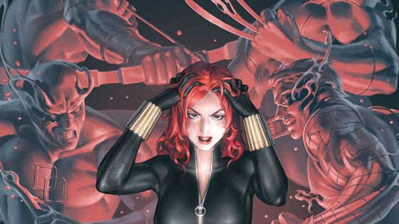 Black Widow is changed forever in the latest story arc from Marvel Comics.