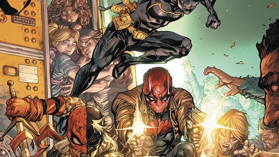 DCeased: Unkillables #2 Review