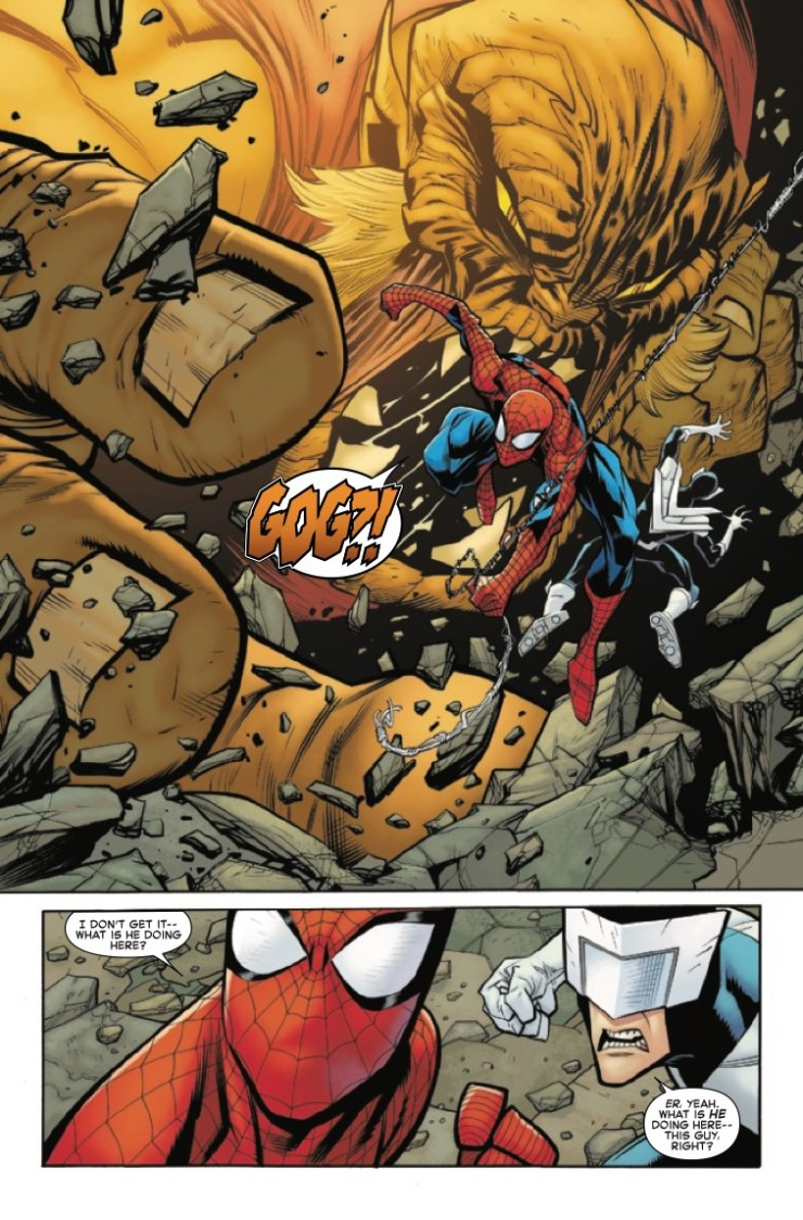 Marvel Preview: Amazing Spider-Man #42