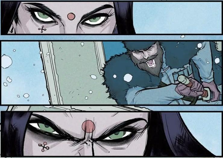 Artemis & The Assassin #1 Review