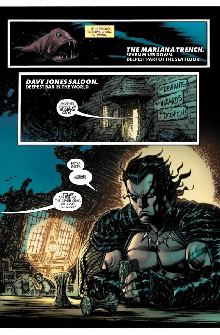 Marvel Preview: Avengers #32