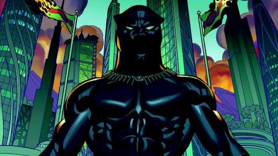 Ta-Nehisi Coates ending run on 'Black Panther'