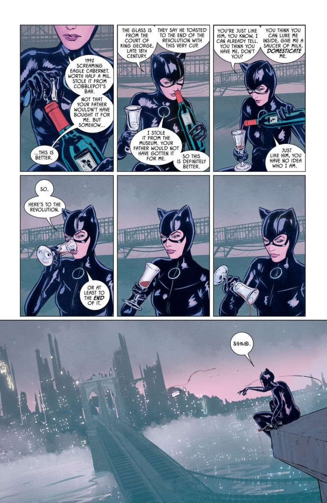 Sneak a peek at Tom King and Mikel Janín's story in 'Catwoman 80th Anniversary 100-Page Super Spectacular' #1