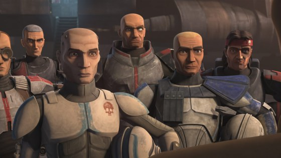 Last episode, Captain Rex, Anakin Skywalker, and the Bad Batch managed to rescue ARC Trooper Echo from Wat Tambor's stronghold on Skako Minor.