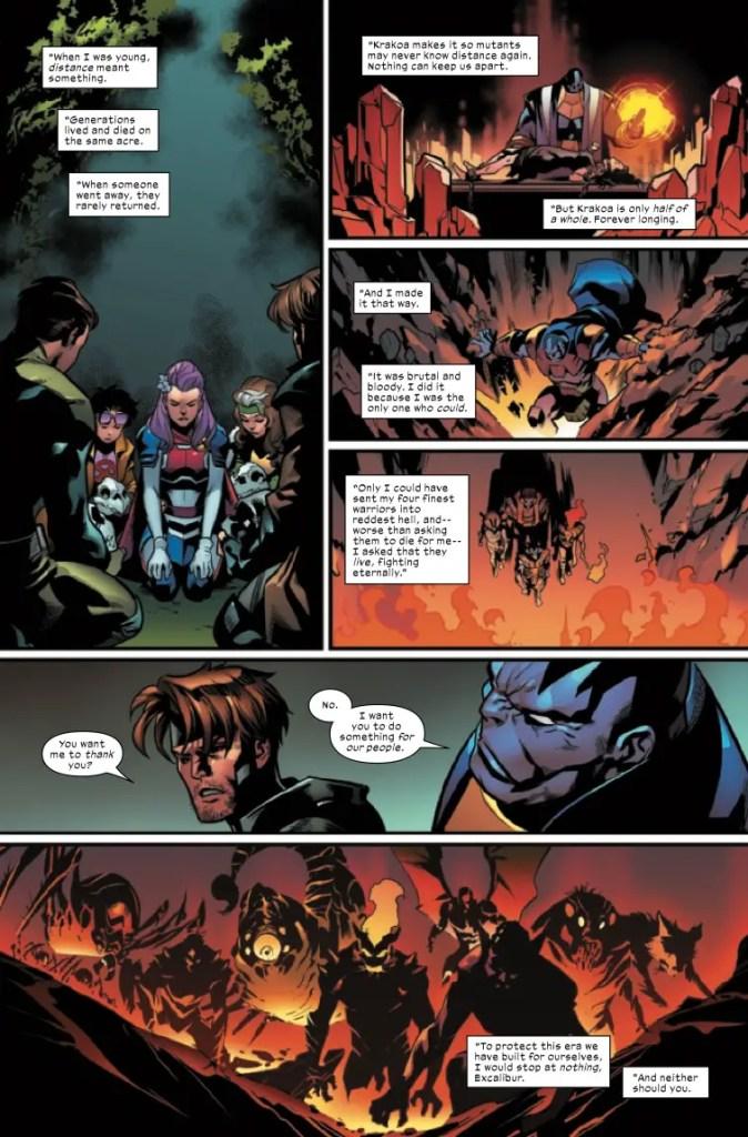 Marvel Preview: Excalibur #9