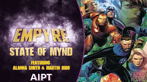 Empyre State of Mynd #1 - The Prelude