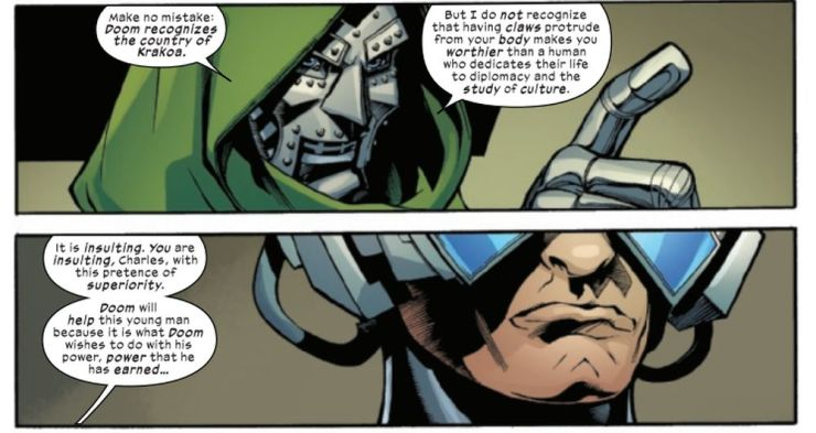 X-Men/Fantastic Four #3 Review