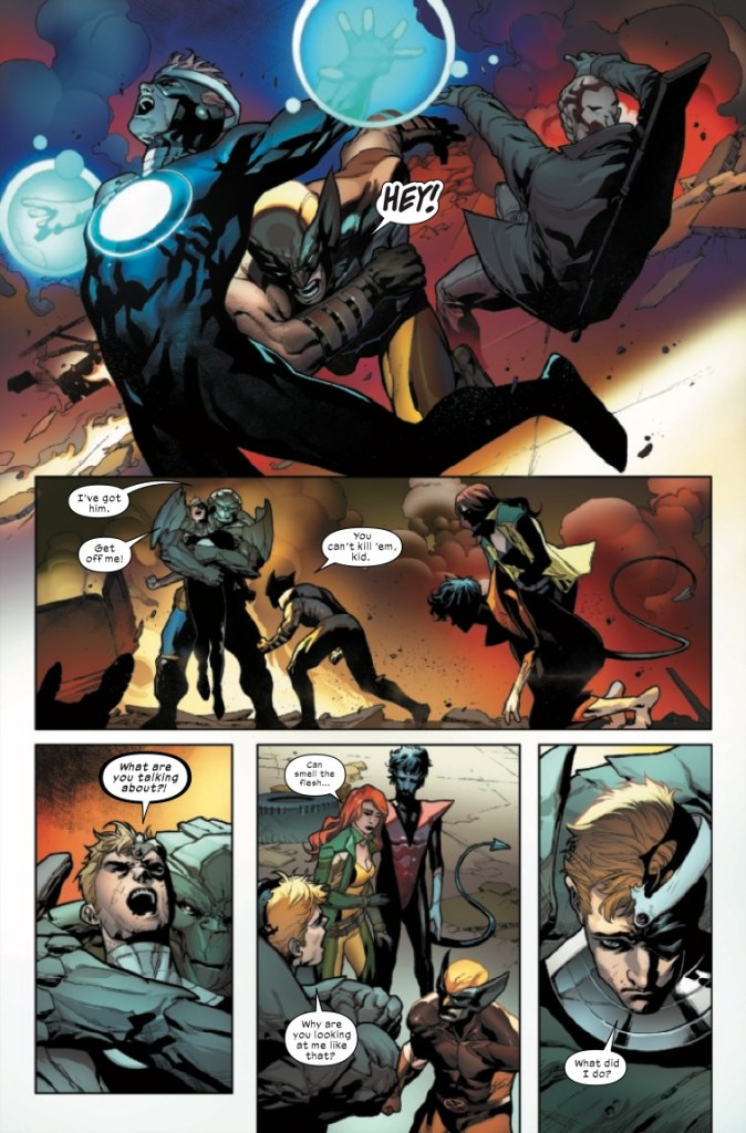 Marvel Preview: Hellions #1