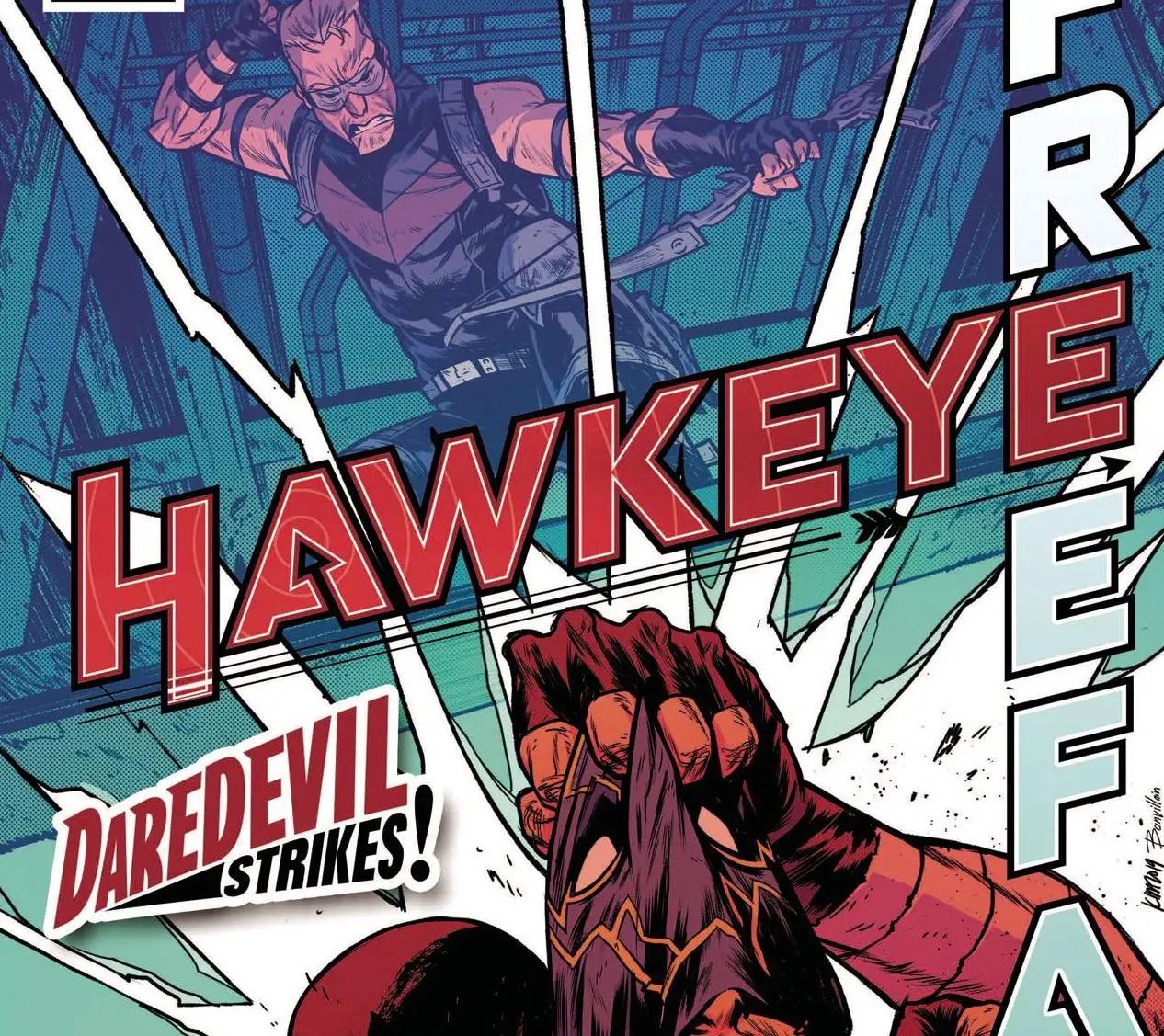 Hawkeye: Freefall #4 Review