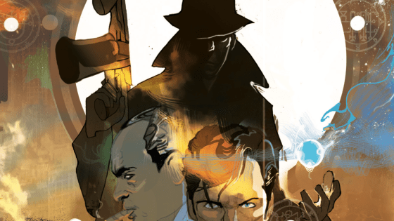 The story of the takedown of Al Capone, with magic instead of alcohol.