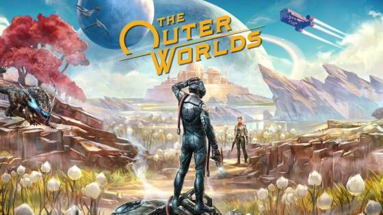 The Outer Worlds releasing on Nintendo Switch on June 5