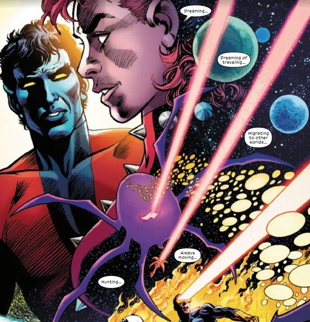 Giant-Size X-Men: Nightcrawler #1 Review