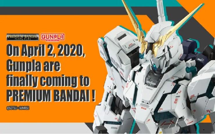 Premium Bandai USA brings exclusive Gundam models and Dragon Ball figures to USA