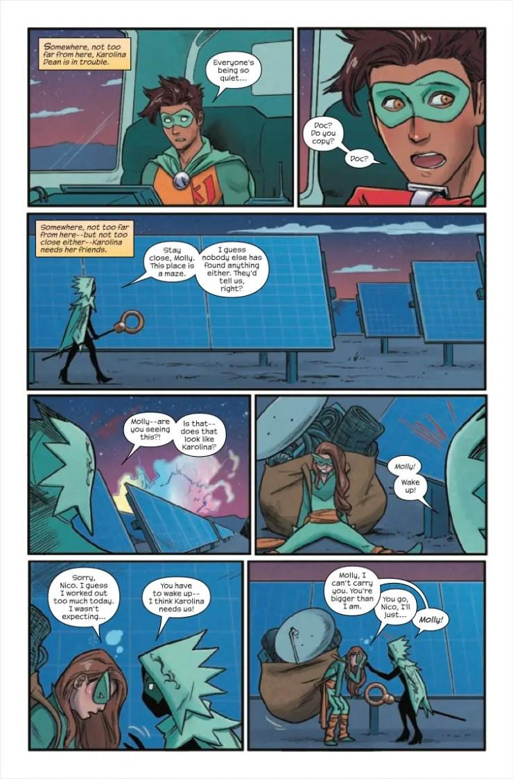 Marvel Preview: Runaways #31