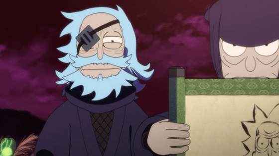New Rick and Morty Short, 'Samurai & Shogun' Debuts on Adult Swim