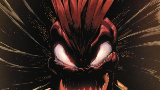 SPINNING OUT OF ABSOLUTE CARNAGE!