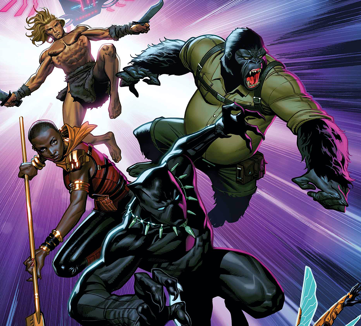 Black Panther and the Agents of Wakanda Vol. 1: Eye of the Storm Review
