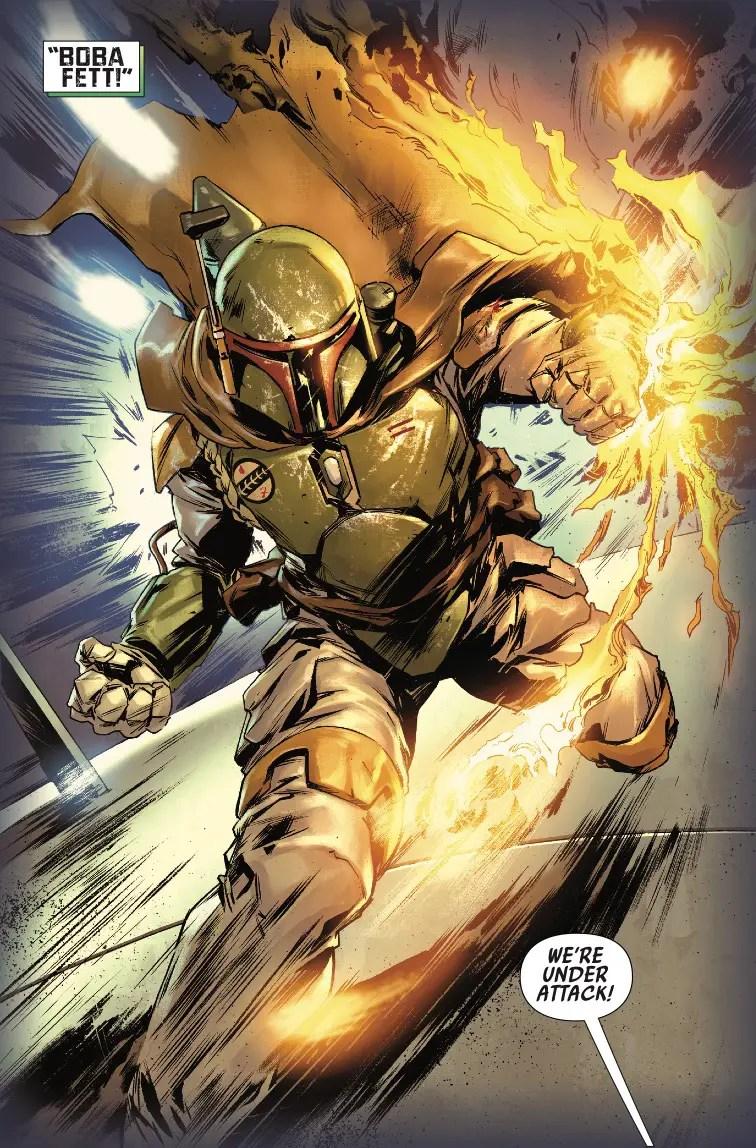Star Wars: Bounty Hunters #1 Review