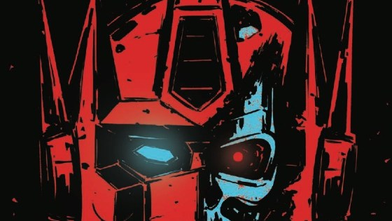 IDW Preview: Transformers vs. Terminator #1