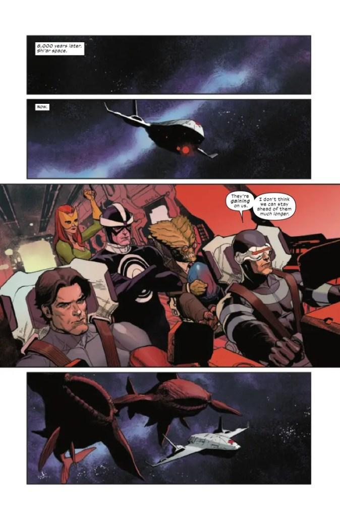 Marvel Preview: X-Men #9