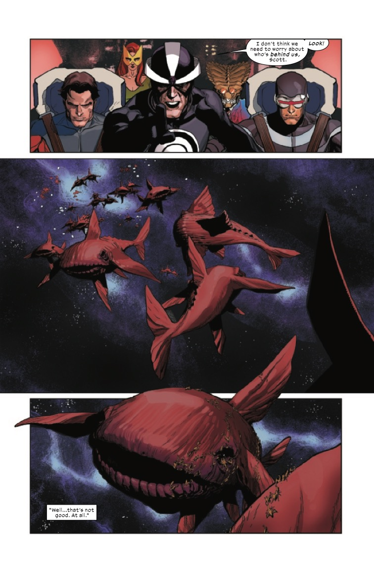 X-Men #9 Review