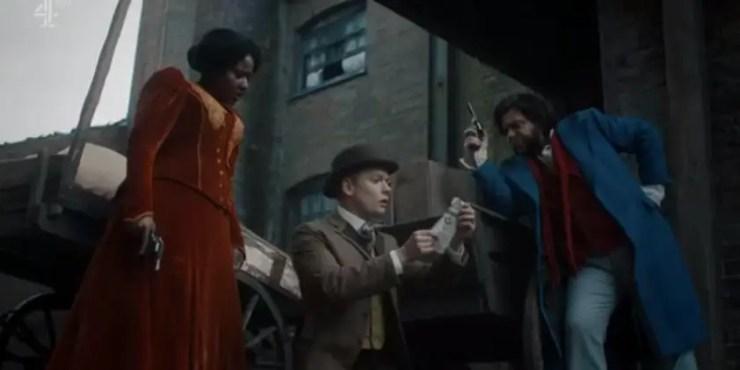 Year of the Rabbit Season 1 Episode 5 Recap: 'Hostage'