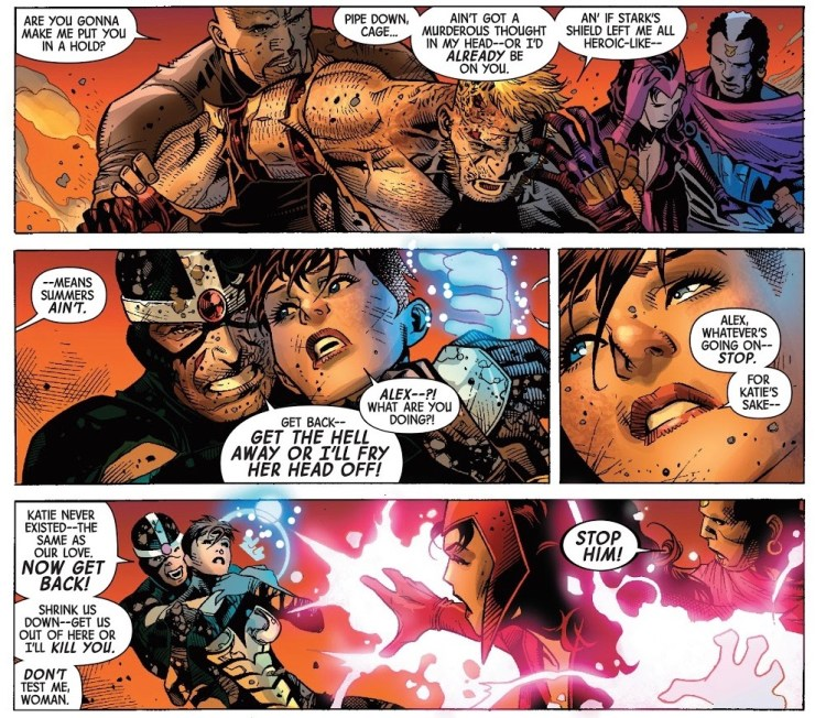 X-Men Monday #52 - Zeb Wells answers your Hellions questions