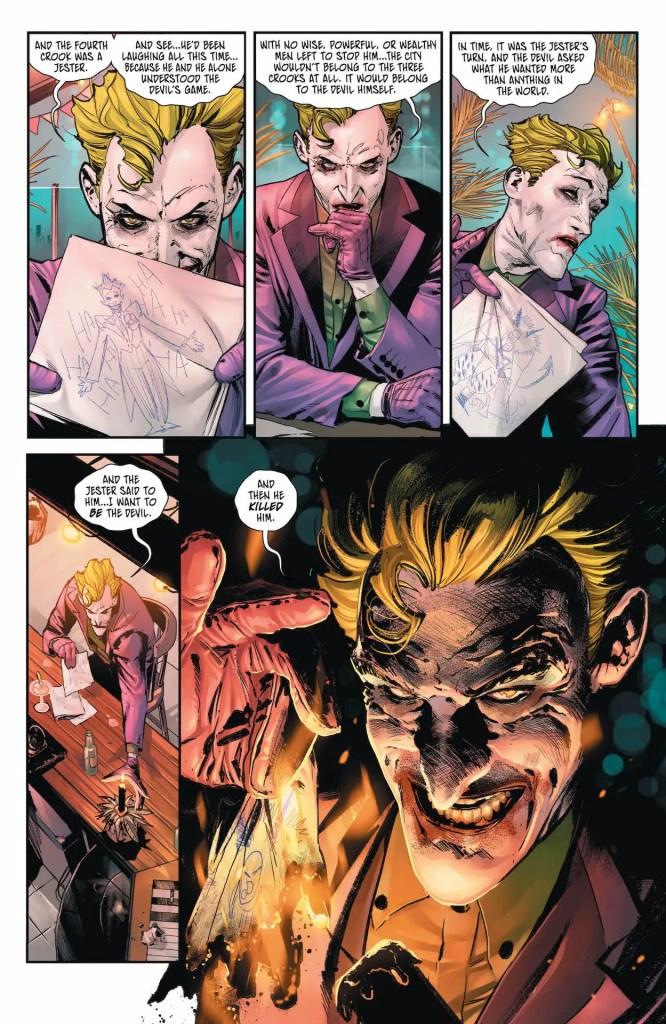 DC Preview: Batman #91