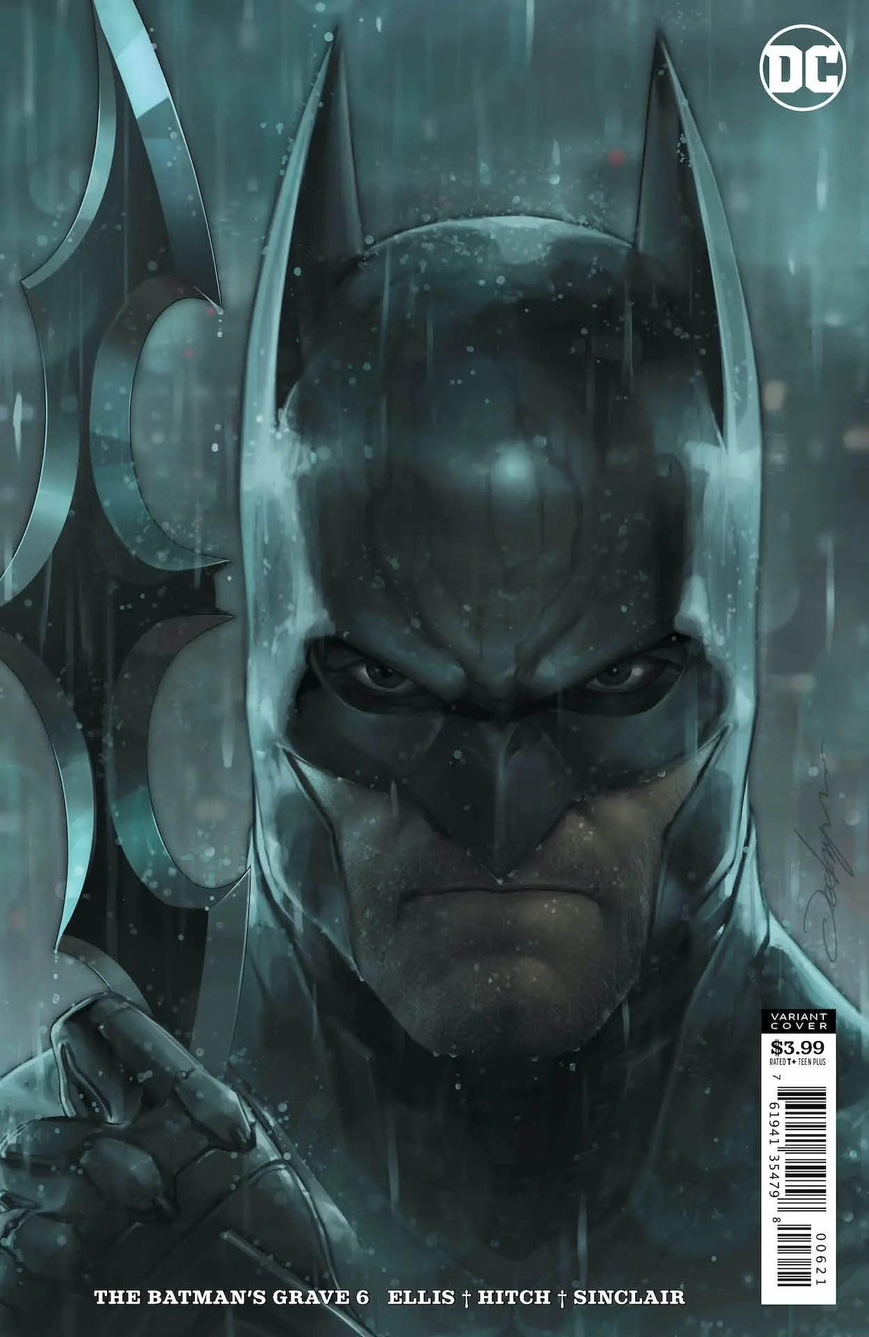 The Batman's Grave #6 Review