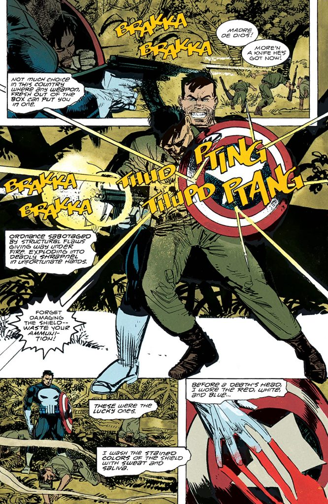 3 Reasons 'Captain America Epic Collection: Blood and Glory' proves Cap is versatile