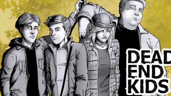 An in-depth interview at C2E2 with the author of 'Grief' and 'Dead End Kids.'