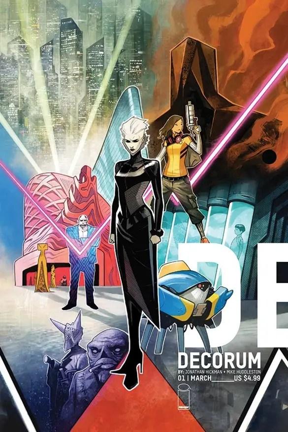 Decorum #1 review