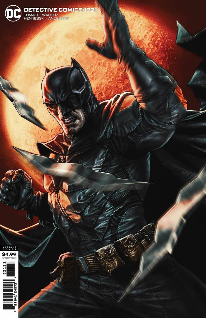 DC Preview: Detective Comics #1021