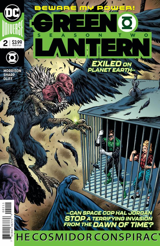 DC Preview: Green Lantern, Season 2 #2