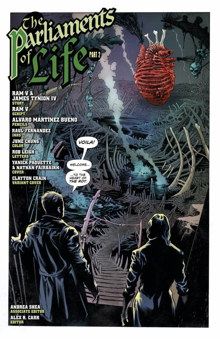 DC Preview: Justice League Dark #21