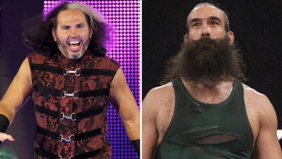 Brodie Lee and Matt Hardy join a long list of missed opportunities for WWE.