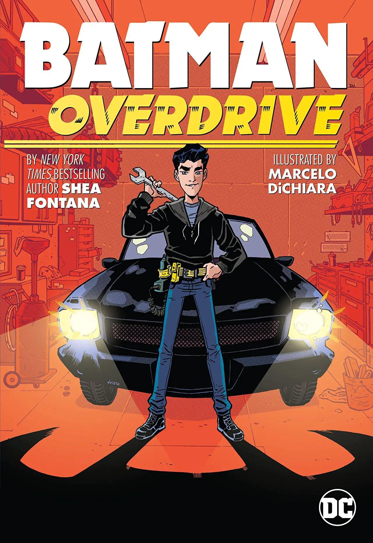 Batman: Overdrive Review