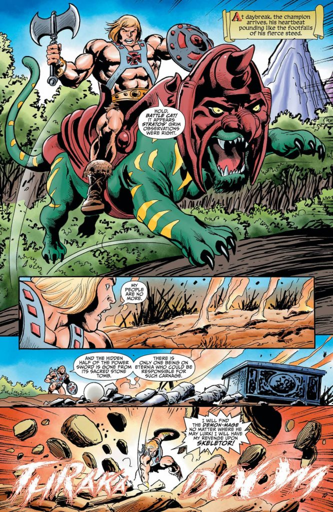 DC Preview: He-Man And The Masters Of The Multiverse #5