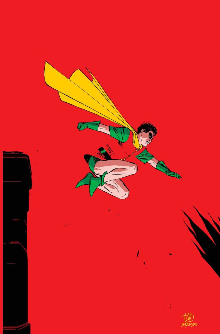 DC Preview: Robin 80th Anniversary 100-Page Super Spectacular #1