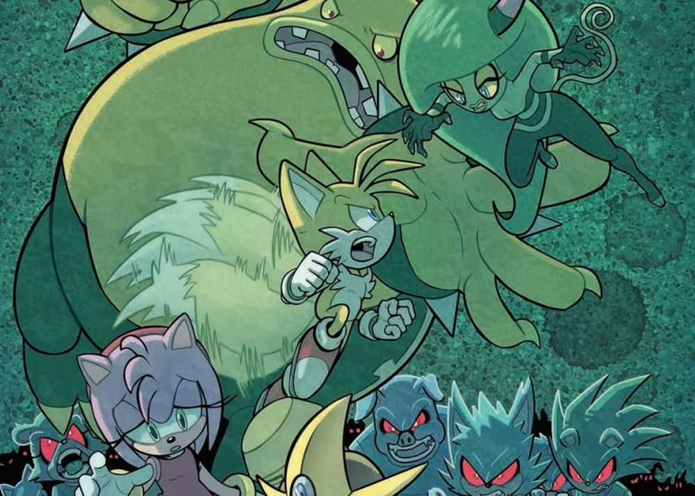 Sonic the Hedgehog #27 Review