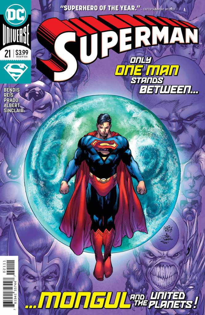 DC Preview: Superman #21