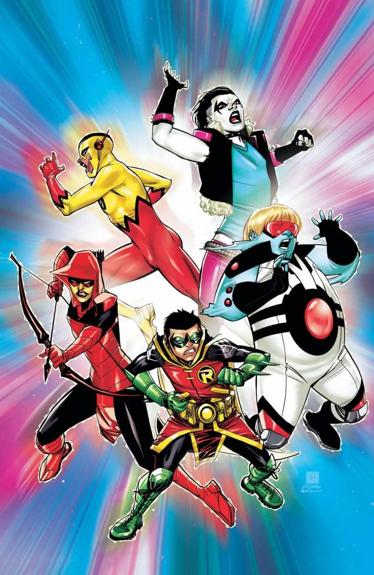 DC Preview: Teen Titans #40
