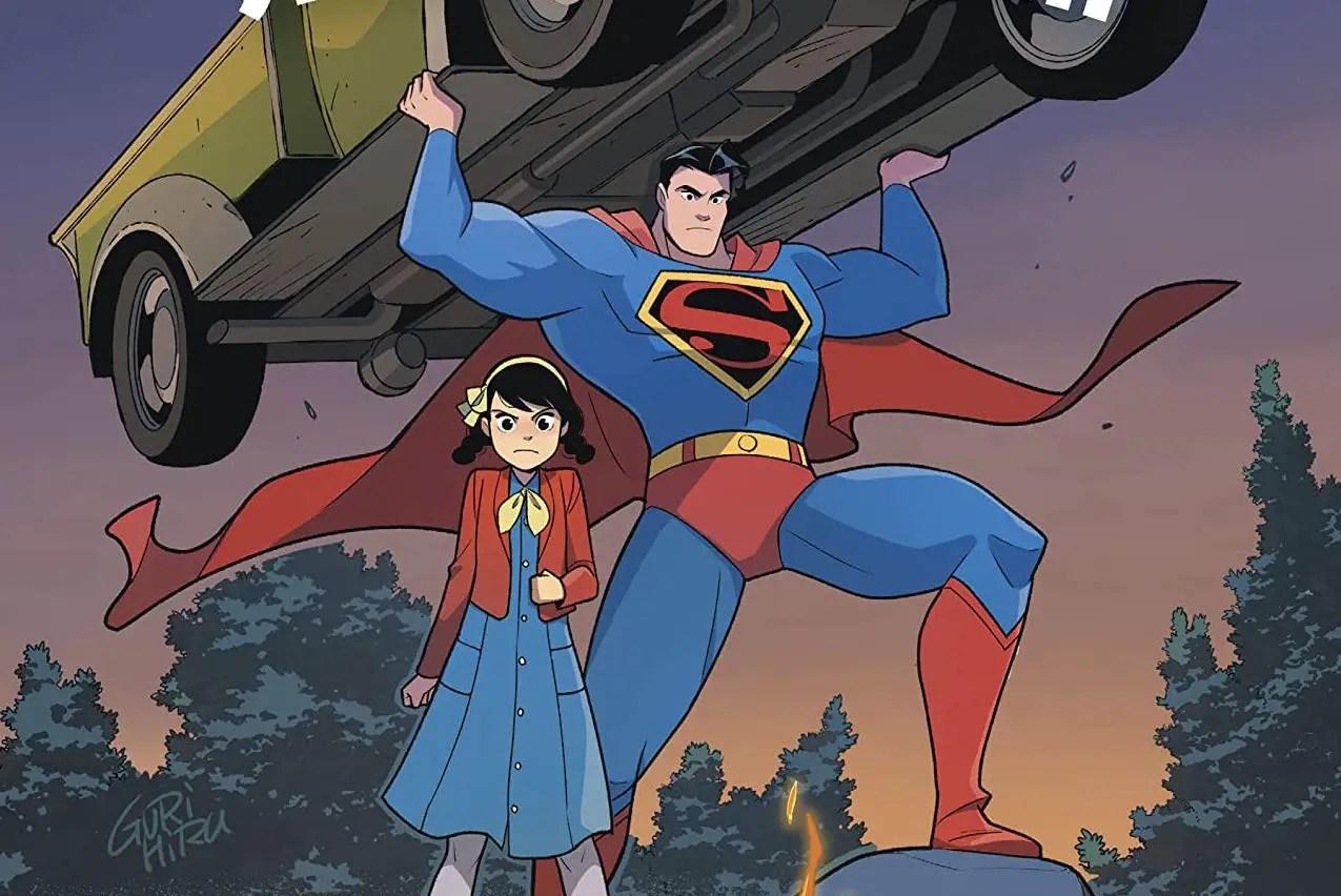 'Superman Smashes the Klan' review