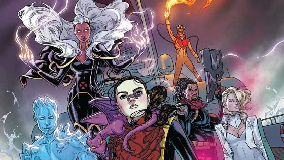 Gerry Duggan puts his own stamp on this new era of the X-Men universe.
