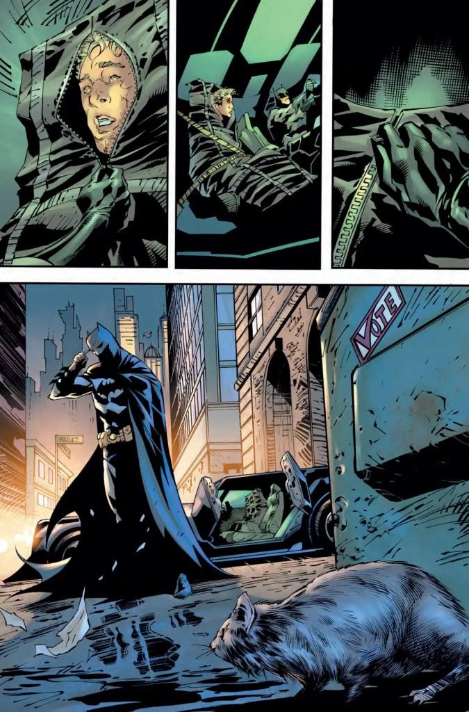 Batman Giant #4 Review