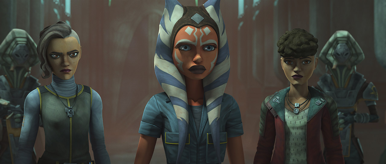 Star Wars: The Clone Wars Season 7 Episode 8 'Together Again' Recap/Review
